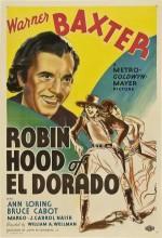 Robin Hood Of El Dorado (1936) afişi