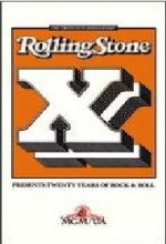 Rolling Stone Presents Twenty Years Of Rock & Roll (1987) afişi