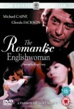 Romantik ingiliz Kadını (1975) afişi