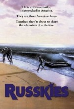 Russkies (1987) afişi
