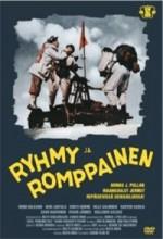 Ryhmy Ja Romppainen (1941) afişi