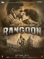 Rangoon (2017) afişi