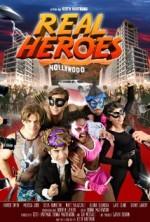 Real Heroes (2014) afişi