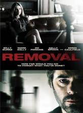 Removal (2010) afişi