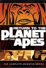 Return to the Planet of the Apes (1975) afişi