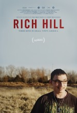 Rich Hill (2014) afişi