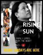 Rising Sun (2012) afişi