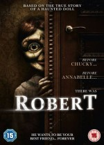 Robert the Doll (2015) afişi