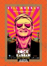 Rock The Kasbah (2015) afişi