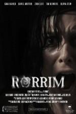 Rorrim (2013) afişi