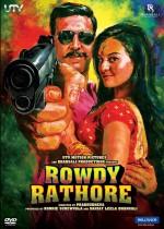 Rowdy Rathore (2012) afişi