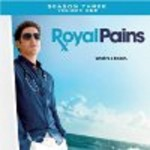 Royal Pains Sezon 3 (2011) afişi