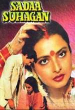 Sadaa Suhagan (1986) afişi