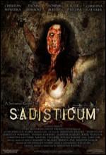Sadisticum (2009) afişi