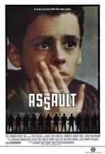 Saldırı (ı) (1986) afişi