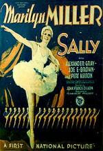 Sally (ı) (1929) afişi