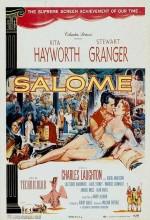 Salome (|) (1953) afişi