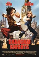 Şangay Şövalyeleri (2003) afişi