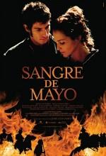 Sangre De Mayo (2008) afişi