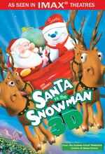 Santa Vs. The Snowman 3d (2002) afişi