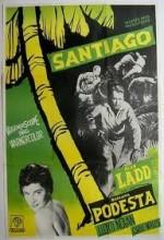 Santiago (1956) afişi