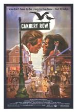 Sardalya Sokağı (1982) afişi