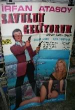 Savulun Geliyorum (1972) afişi