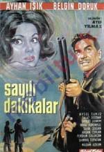 Sayılı Dakikalar (1965) afişi