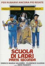 Scuola Di Ladri - Parte Seconda (1987) afişi