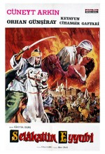Selahattin Eyyubi (1970) afişi