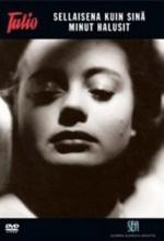 Sellaisena Kuin Sinä Minut Halusit (1944) afişi