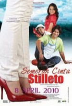 Semerah Cinta Stilleto (2010) afişi