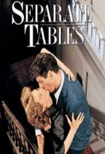 Separate Tables (1958) afişi