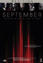 September(ı) (2003) afişi