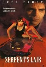 Serpent's Lair (1995) afişi