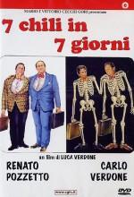 Sette Chili In Sette Giorni (1986) afişi