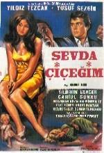 Sevda Çiçeğim (1966) afişi