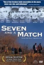 Seven And A Match (2001) afişi