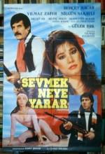 Sevmek Neye Yarar (1986) afişi