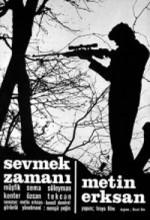 Sevmek Zamanı (1965) afişi