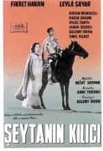 Şeytanın Kılıcı (1961) afişi