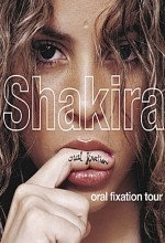 Shakira Oral Fixation Tour 2007