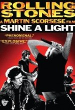 Shine a Light (2008) afişi