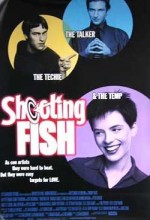 Shooting Fish (1997) afişi