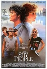 Shy People (1987) afişi