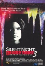 Silent Night, Deadly Night 3: Better Watch Out! (1989) afişi