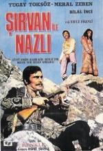 Şirvan İle Nazlı (1973) afişi