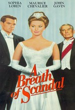 A Breath Of Scandal (1960) afişi