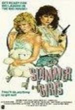 Slammer Girls (1987) afişi