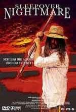 Sleepover Nightmare (2005) afişi
